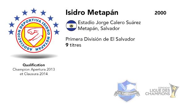 Isidro Metapan